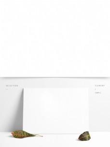 一束白光装饰素材