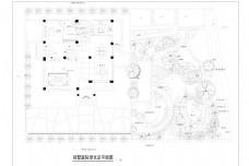 别墅园林CAD图纸
