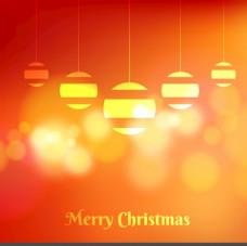 闪亮的圣诞卡片