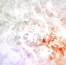 花边花纹边框背景底图01
