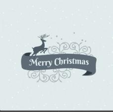 装饰圣诞贺卡
