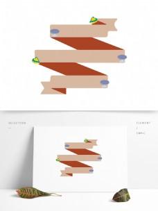 创意简约边框元素