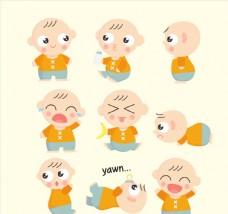 9款可爱宝宝设计