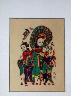 朱仙镇木板年画