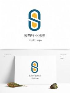 医药行业公司创意设计标识