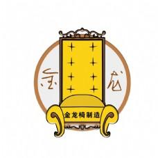 金龙椅制造公司Logo