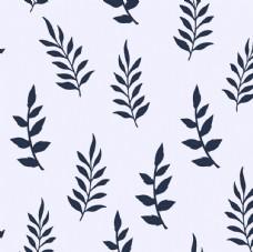 植物无缝印花