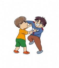 儿童卡通系列 劝架