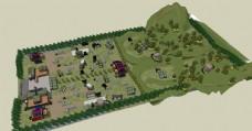 军事拓展营地