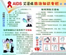 艾滋病防治知识