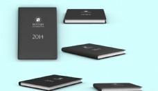 黑色笔记本吗