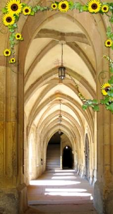 立體走廊過道玄關