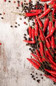 红辣椒素材