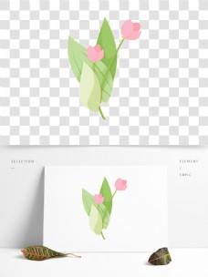 水彩手绘花卉花朵植物素材