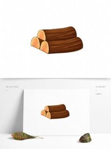 树木矢量卡通元素
