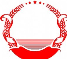 麦穗商标设计