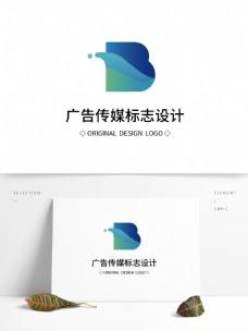 原创广告传媒标志设计