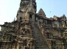 柬埔寨 吴哥窟 小吴哥窟 吴哥