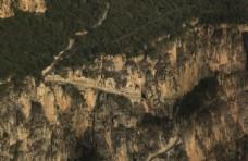 古路村之字形步道上端