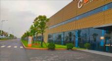 厂房建筑摄影