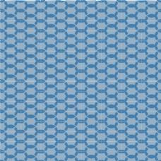 蓝色几何花纹壁纸图案
