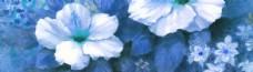 花油画涂鸦背景