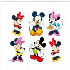 米奇 米妮 米老鼠