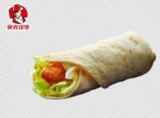土耳其鸡肉卷