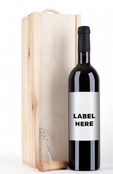 红酒瓶包装