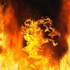 火焰背景素材