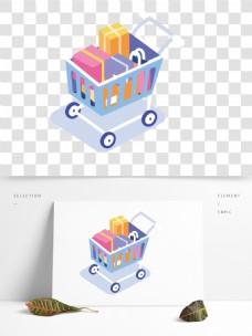 购物车礼物堆积团