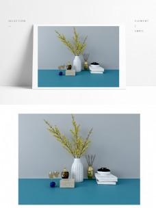 室内摆设装饰3d模型