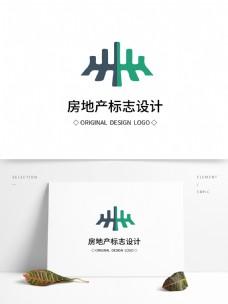 原创房地产标志设计