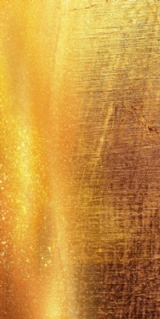粗糙金色墙面  金色背景
