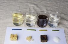 石蜂糖和其它糖碱性测试