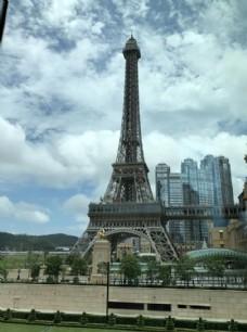 澳门巴黎铁塔