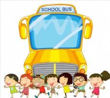 学生上学路上