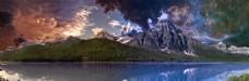 大自然风光图片素材