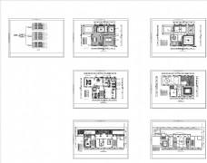 CAD水电施工图带电路系统图
