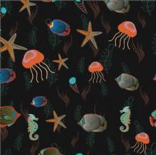 水母海底世界