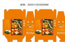 砂糖橘 包装盒