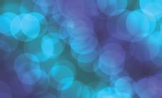 蓝紫色彩叠加