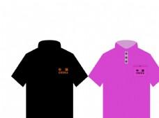 Polo 衬衫T恤 短袖