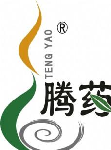 云南腾药logo