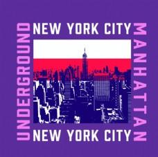 城市海报图