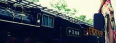 鸡公山老火车