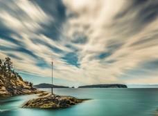 温哥华阳光海岸自然风光