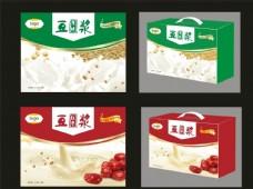 豆浆牛奶包装