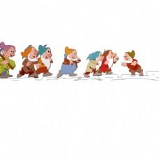 七個小矮人