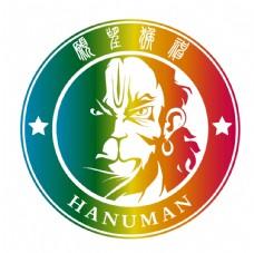 愿望猴神徽章设计